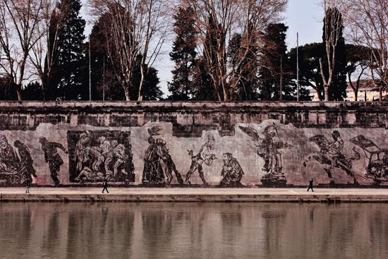 Il Verde A Roma Riflessioni Sul Paesaggio Romano Ar Magazine